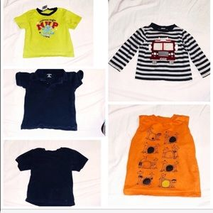 ♦️5 piece bundle boys 24 month!